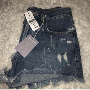 LF Jean Shorts